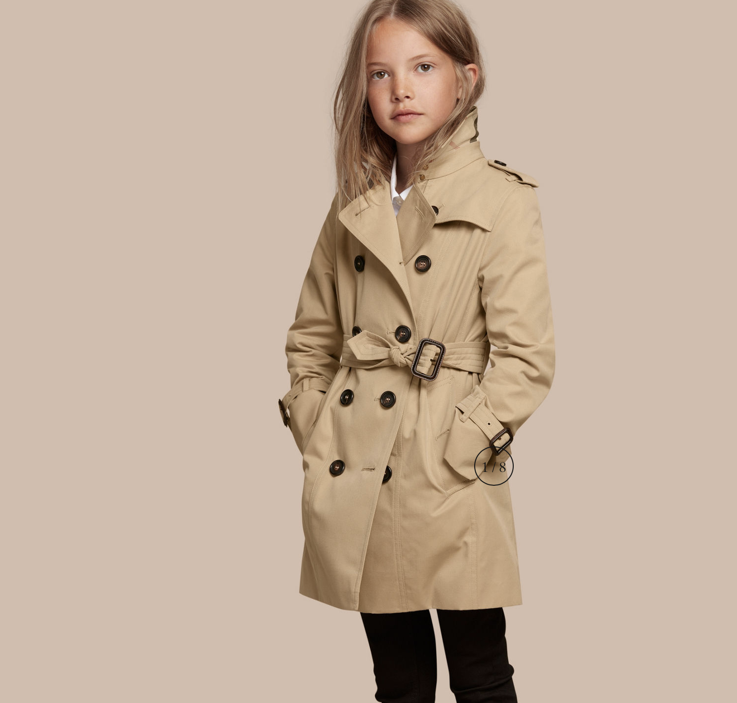 Burberry Trench Coat 2016