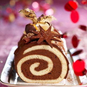 buche-chocolat-gingembre