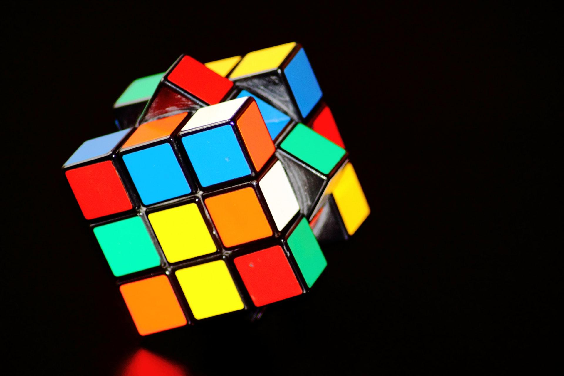 La complexité de notre esprit, à l'image de celle d'un rubik's cube
