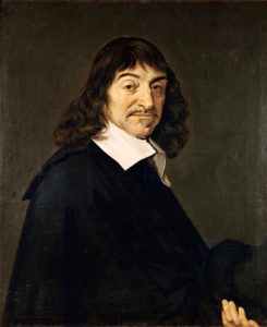 Portrait de René Descartes